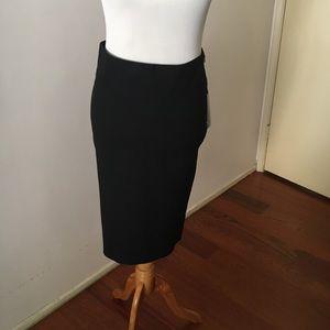 NWT Zara Black Pencil Skirt - Size 4
